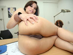 backroommilf: Riding Alona Lei on My Desk