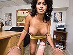 Pic of Monica in backroommilf episode: Colombian MILF