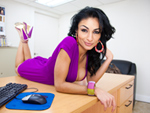 Pic of Persia Pele in backroommilf episode: Persia Princess