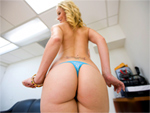 Pic of Sophia Lynn in backroommilf episode: Moms Know Best