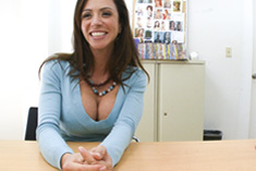 Latina Ariella Ferrera - Big titted and Mature