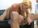 backroommilf: Rough Sex For Jaime Applegate!