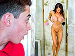Pic of Reagan Foxx in bangbrosclips episode: Sneaking On My Stepmom