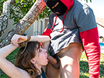 bangbrosclips: Getting Man Handled By A Horny Thief