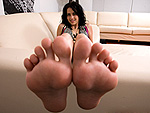 Pic of Sofia Guzman in magicalfeet episode: The Cum Bath