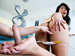 Pic of London Keyes in magicalfeet episode: Asian Flava w/ London Keys