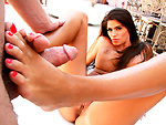 magicalfeet: Feet Of A Goddess w/Madelyn Marie