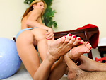 Pic of Alexis Fawx in magicalfeet episode: Alexis Fawx Magical Feet Action