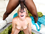 Pic of Monstersofcock in New girl tries a big black dick