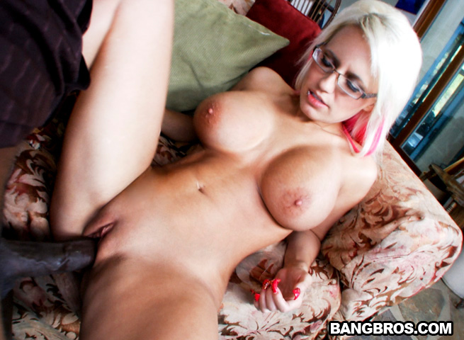 Black cock in my white pussy