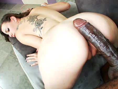 Tight Pussy For A Monster Black Dick! Monsters of Cock