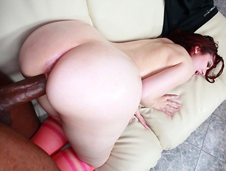 Amateur Redhead With A Huge Ass Fucked Hardcore  Monsters of Cock