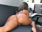 Pic of Richelle Ryan in monstersofcock episode: Porn-Star Fucked By A Big Black Monster Cock!