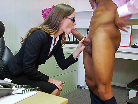 Tali Dova�s Long Hard Day At Work Monsters of Cock