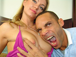 Pic of Aline in monstersofcock episode: Aline