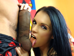Pic of Jennifer Dark in monstersofcock episode: Cock-a-Licious