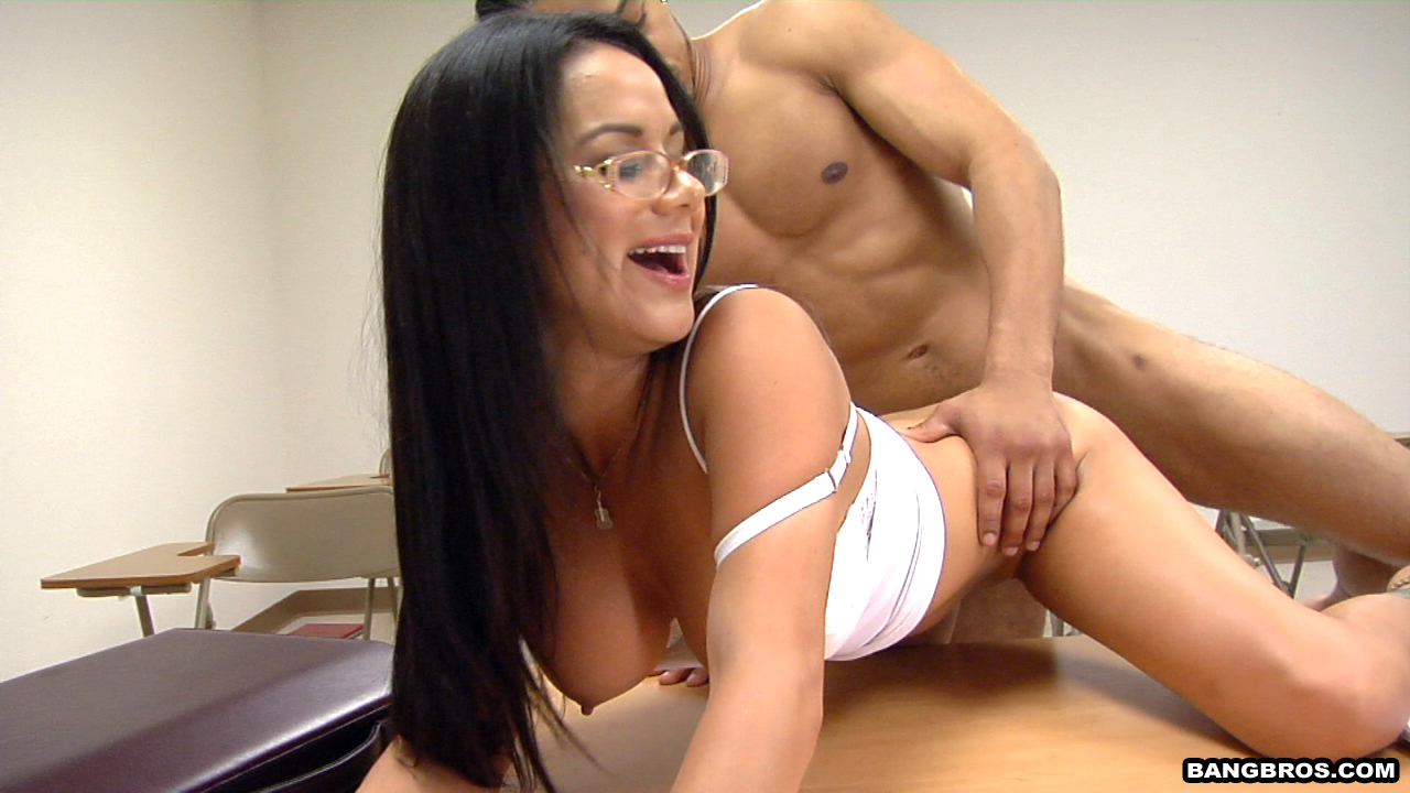 Nadia styles and black cock