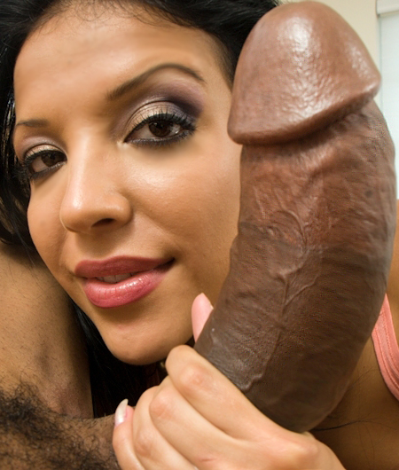 Maya Loves Big Cocks Monsters of Cock