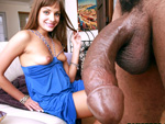 monstersofcock: Nika loves Black Cock