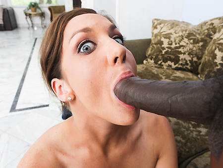 BIG, BLACK AND LONG! W/ Kiera King Monsters of Cock