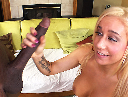 Throat Drilling W/Mariah Madysinn Monsters of Cock