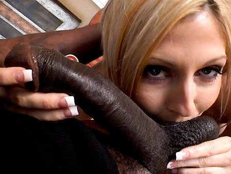 Utah Pussy W/Christie Stevens Monsters of Cock