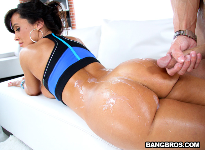 Ass lisa ann big