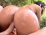 pawg: Ava Alvares's Big ASS Gets Fucked By One Big Long Dick!