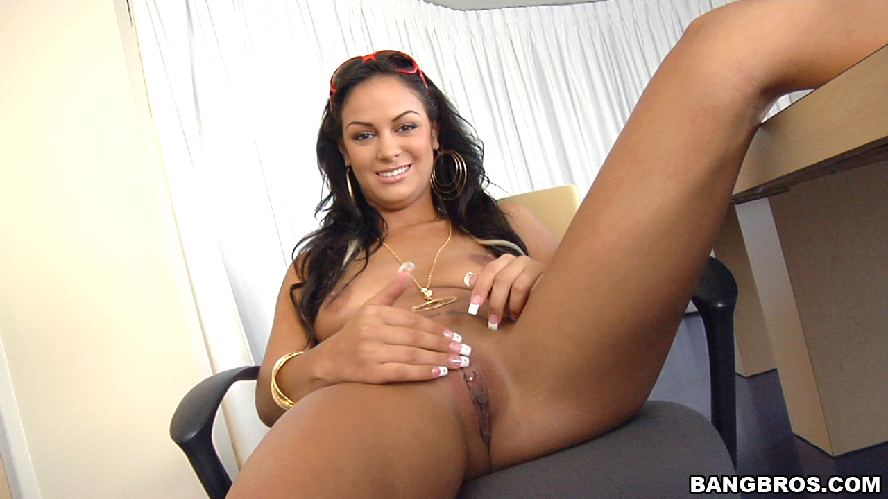 loves to swallow | casting | bangbros