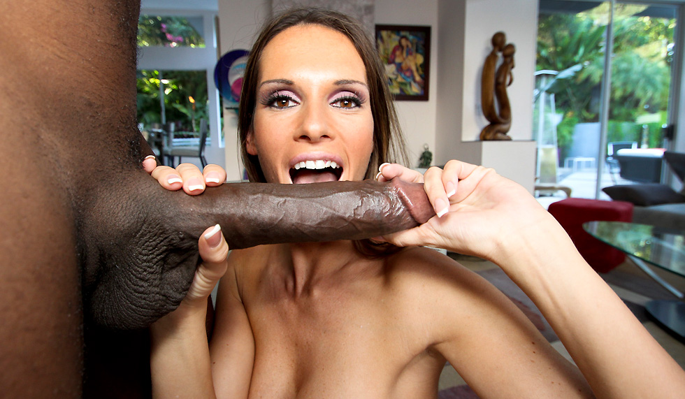 Anal Threesome Big Black Cock