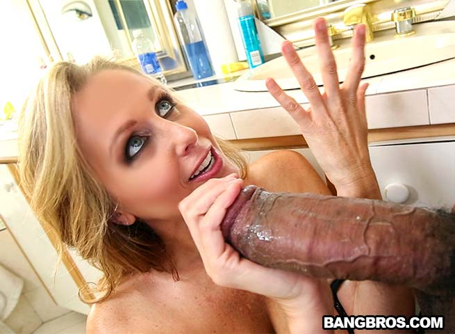 Hot milf big dick