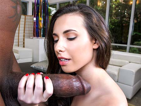 Casey Calvert Monster Cock Adoration