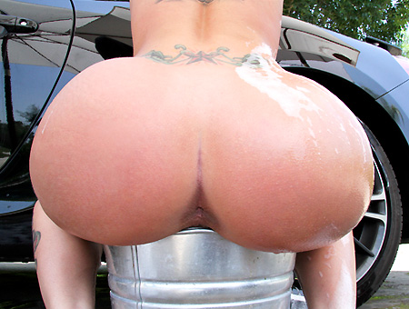 Christy macks big ass gets sloppy wet