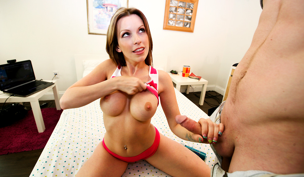 She just loves cock